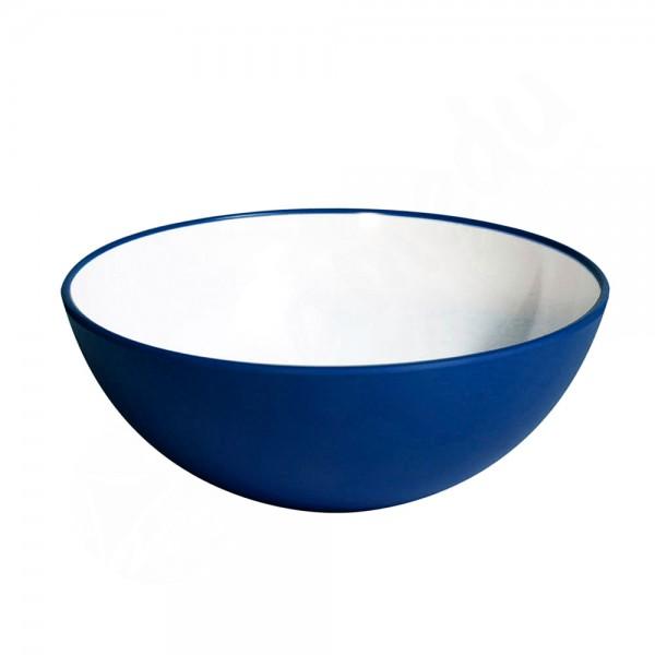 Gimex Schale Steingutoptik Navy Blue Promo Line