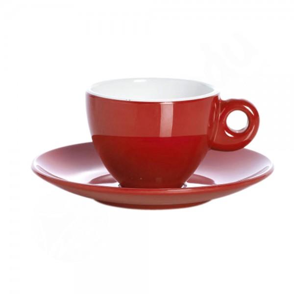 Gimex Espresso Set - Rot