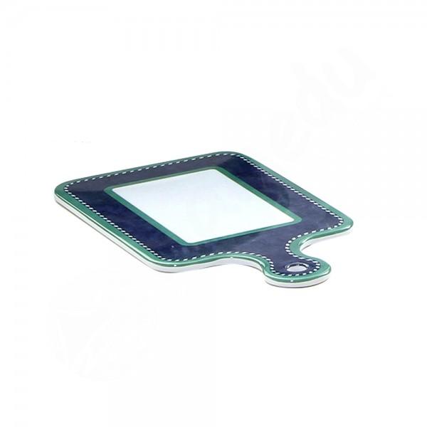 Gimex Frühstücksbrettchen - Marble Blue