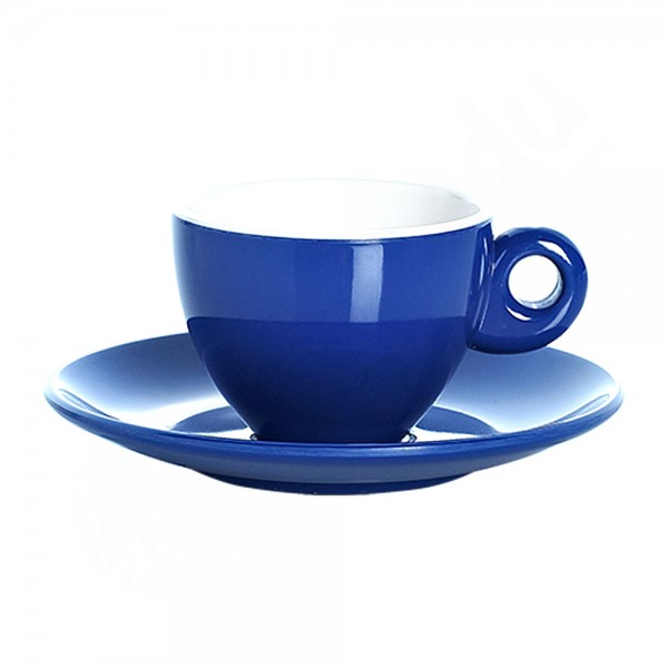 Gimex Espresso Set - Navy Blue