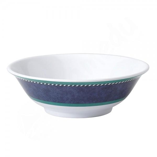 Gimex Müslischale - Marble Blue