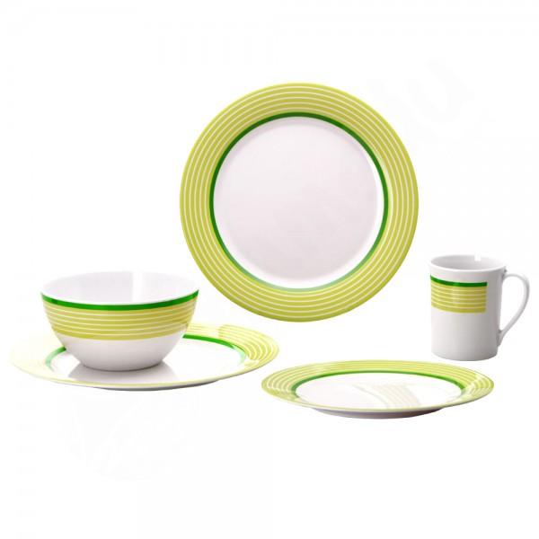 Gimex Trendline - Grün - Geschirrset