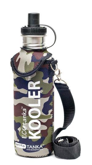 ECOtanka™ KOOLER™ für miniTANKA™ in Camouflage