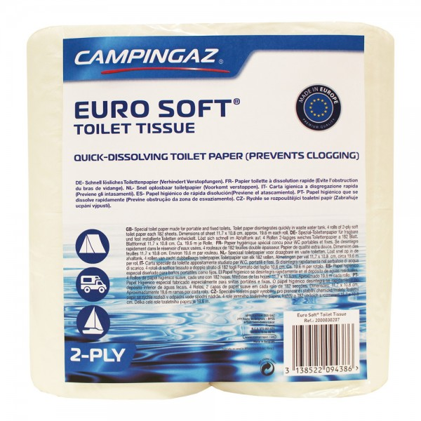 Campingaz Euro Soft Toilettenpapier