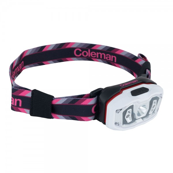 Coleman CHT 80 LED Headlamp 2AAA Berry
