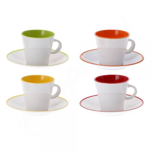 Gimex Espresso Set - Rainbow
