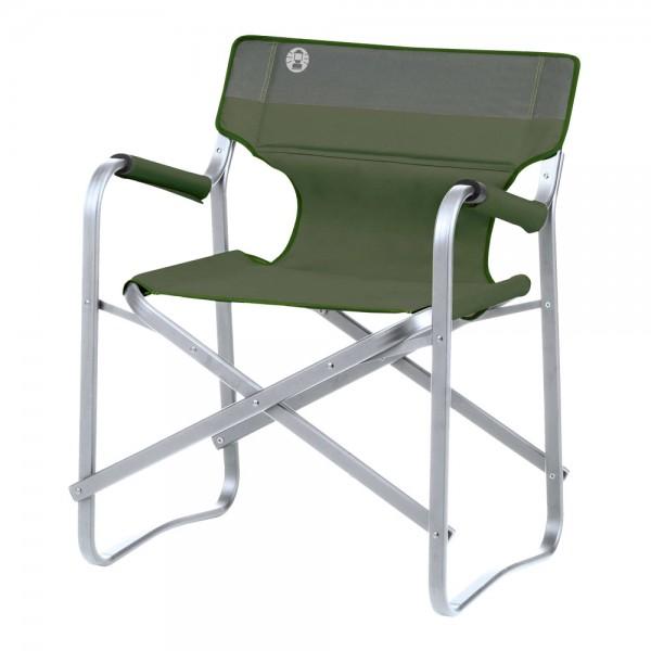 Coleman Deck Chair grün