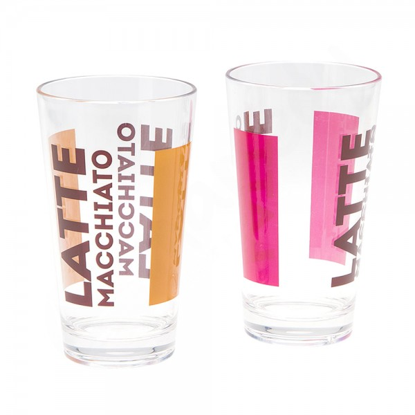 Gimex Latte Macchiato Gläser
