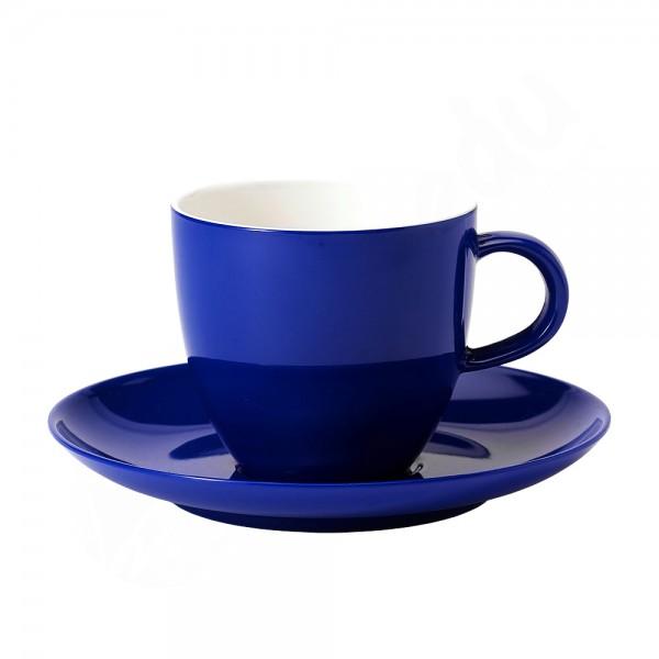 Gimex 2x Tasse+Untertasse Navy Blue Promo Line