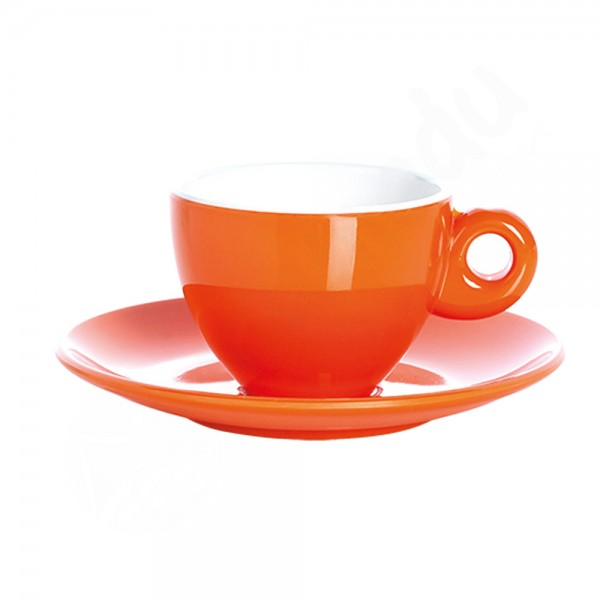 Gimex Espresso Set - Orange