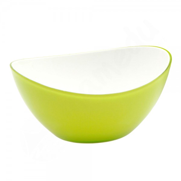 Gimex Salatschale groß Lime Green Promo Line